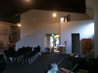 C3 Whitianga New Mezzanine & Ablutions - Childrens Church.